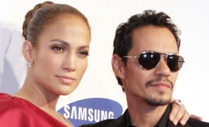 J. Lo Source: Marc Anthony Nailed Some Stewardess