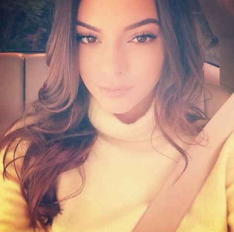 Selfie of Kendall