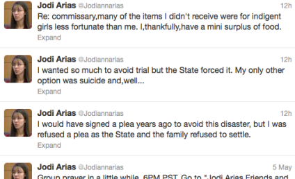 Jodi Arias: Contemplating Suicide, Slamming Nancy Grace on Twitter as Jury Deliberates