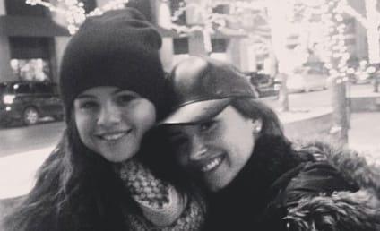 Demi Lovato Tweets Support for Selena Gomez