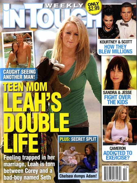 Leah's Double Life