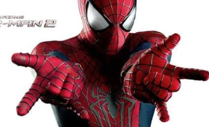 The Amazing Spider-Man 2: Official Logo Released!