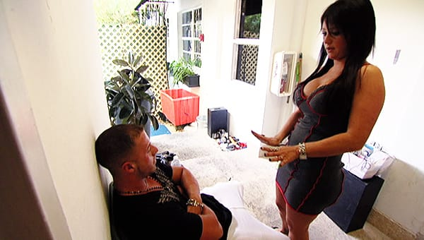 JWOWW and Tom