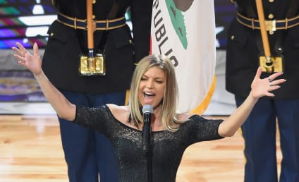 Fergie Apologizes for Disastrous National Anthem