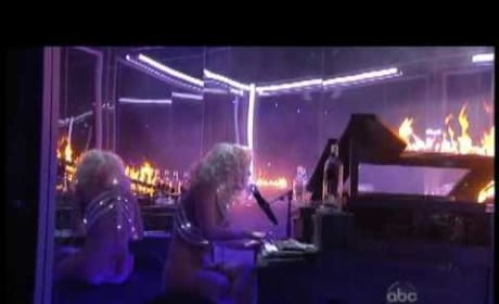 Lady Gaga American Music Awards Performance