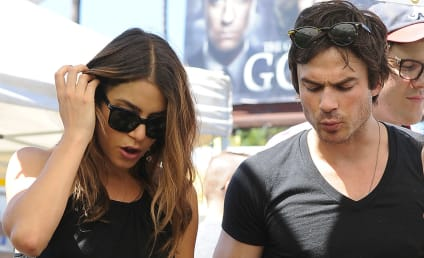 Ian Somerhalder and Nikki Reed: Spotted at Sex Shop!
