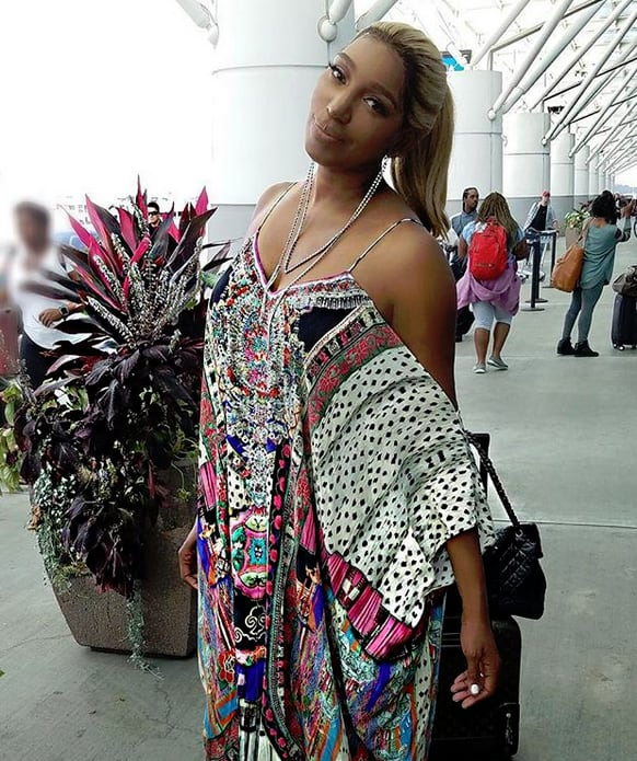 NeNe Leakes at the Airport