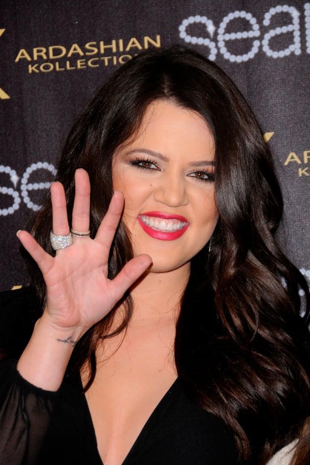 Hey, Khloe Kardashian!