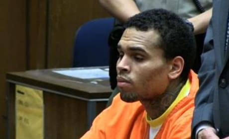 Chris Brown in Court (May 2014)