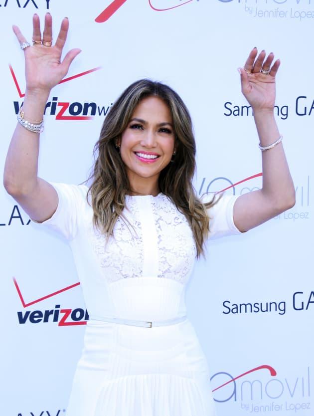 Hi, Jennifer Lopez!