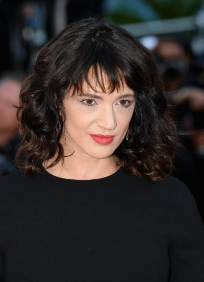 Asia Argento at Cannes Film Festival