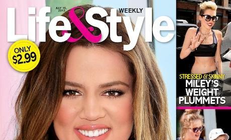 Khloe Kardashian Cover