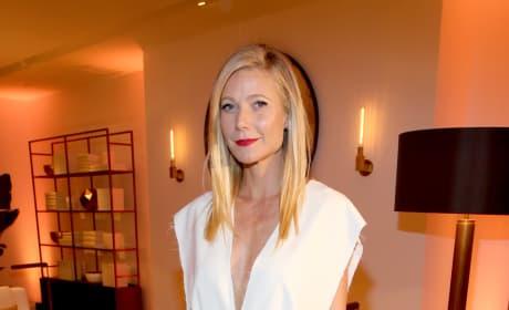 Gwyneth Paltrow: RH Modern Gallery Unveiling