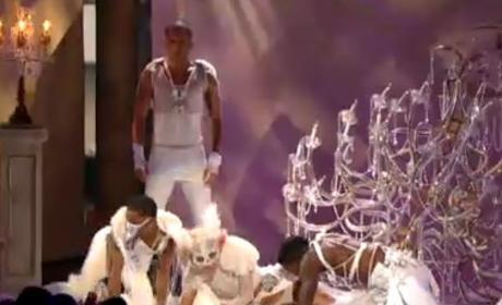 Lady Gaga VMA Performance 2009