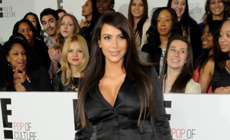 What do you make of Kim Kardashian's pregnant fashion choice?