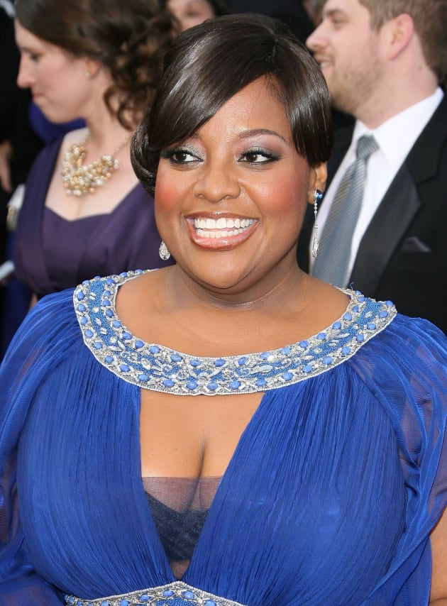 Sherri Shepherd at the Oscars