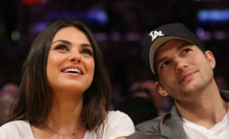 Ashton Kutcher and Mila Kunis: Baby to Be on Board?
