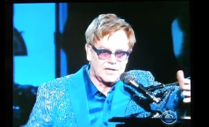 Elton John Emmy Performance: Honoring Liberace
