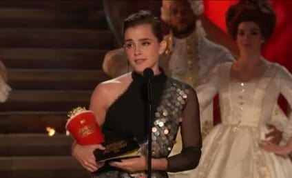 Emma Watson Wins Gender-Neutral Award, Inspires a Nation