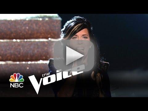 Kat Perkins - Chandelier (The Voice)