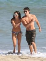 Ashley Tisdale and Zac Efron