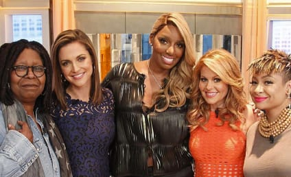 "Nene Leakes: The View Co-Hosts Are A Bunch of ""Mean Girls"""