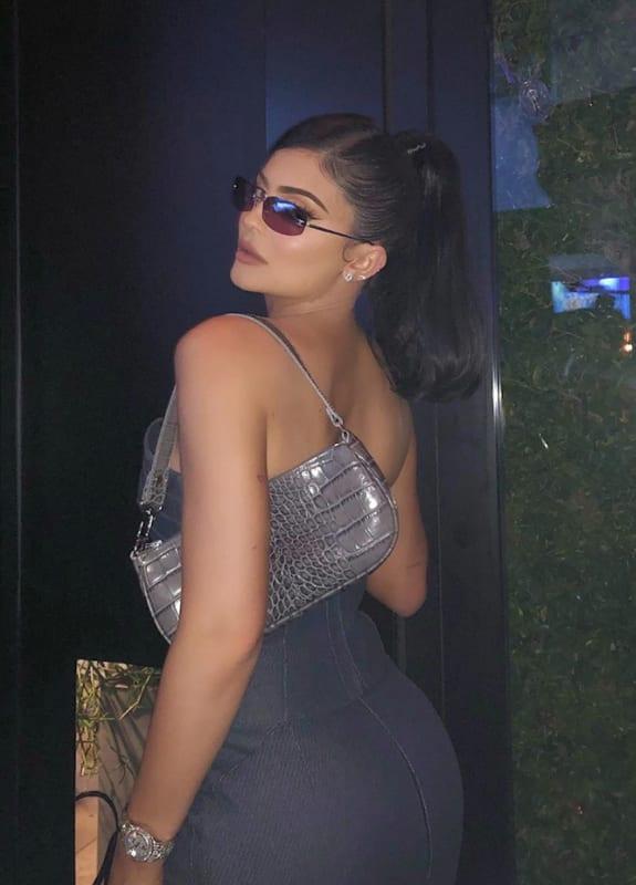 Kylie jenner on her gram