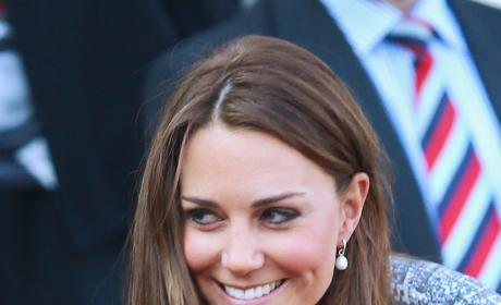 Kate's Beautiful Smile