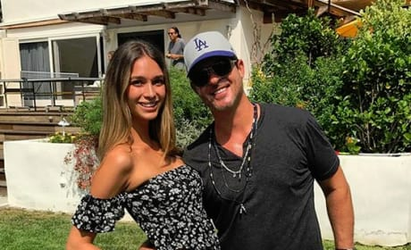 Robin Thicke and April Love Geary, 3rd Anniversary