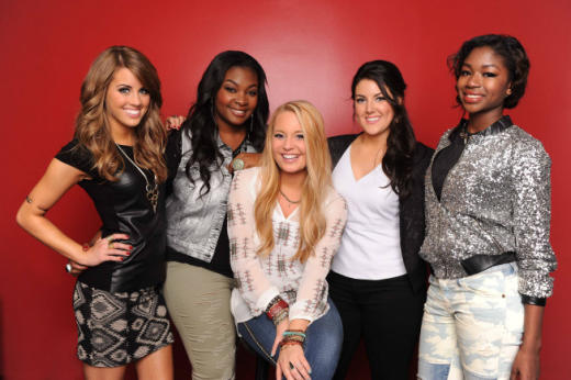 American Idol Final 5