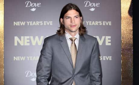 Ashton Kutcher Photograph