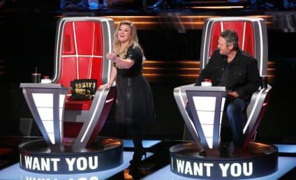 The Voice Recap: Who Got a Four-Chair Turn?!