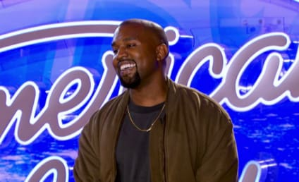 Kanye West Auditions For American Idol! WATCH!