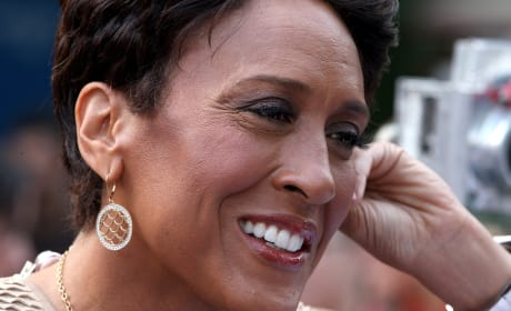 Is Good Morning America exploiting Robin Roberts' illness?