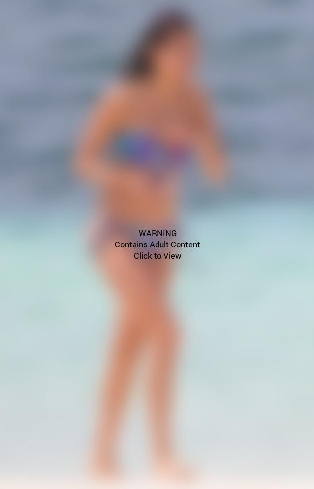 Nina Dobrev Bikini Picture