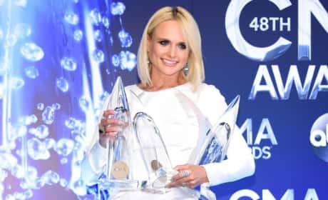 Miranda Lambert CMA Awards Photo