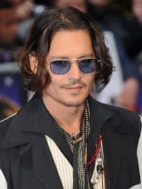 Johnny Depp Sunglasses