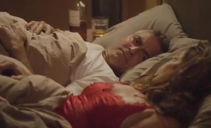 George Clooney and Cindy Crawford: Bed-Hopping in New Tequila Ad