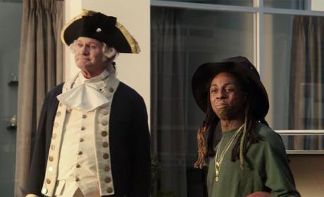 Lil Wayne Super Bowl Commercial