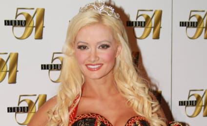 Holly Madison Cuts Down on Make-Up, Old Man Sex