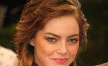 Emma Stone on Weight Loss