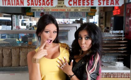 Snooki, JWoww Dish on Jersey Shore Spinoff