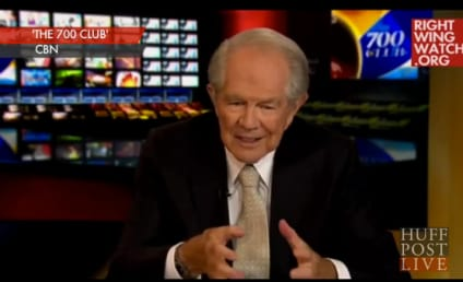 Pat Robertson: Low-Carb Diets Are an Affront to God