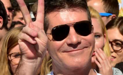 Simon Cowell to Louis Tomlinson: Man Up!