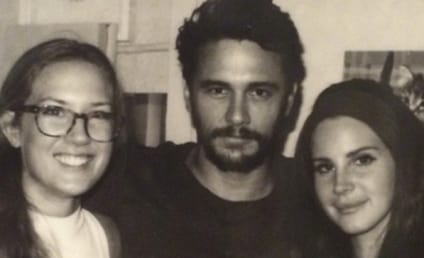 James Franco and Lana Del Rey: Hooking Up?!
