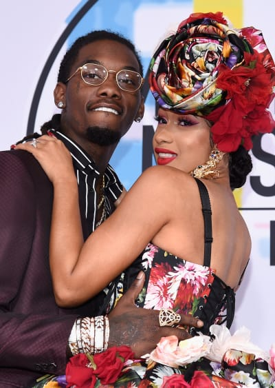 Cardi B with compensation