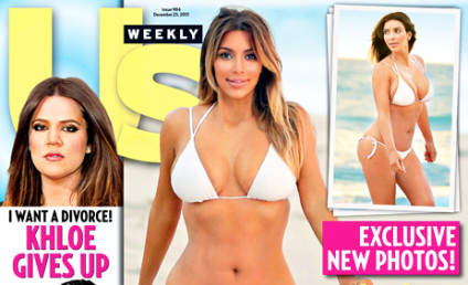 Kim Kardashian Bikini Cover: Revenge is Mine!