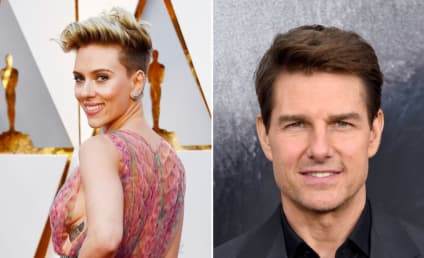 "Scarlett Johansson: Did She ""Audition"" to Date Tom Cruise?!"