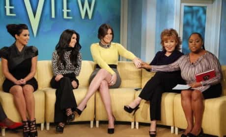 On The View