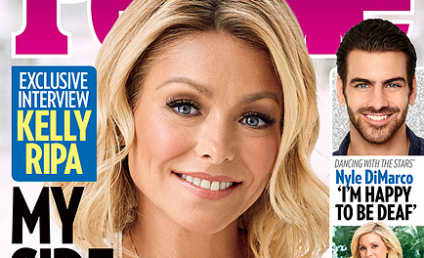 Kelly Ripa on Michael Strahan: He's Not a Monster!